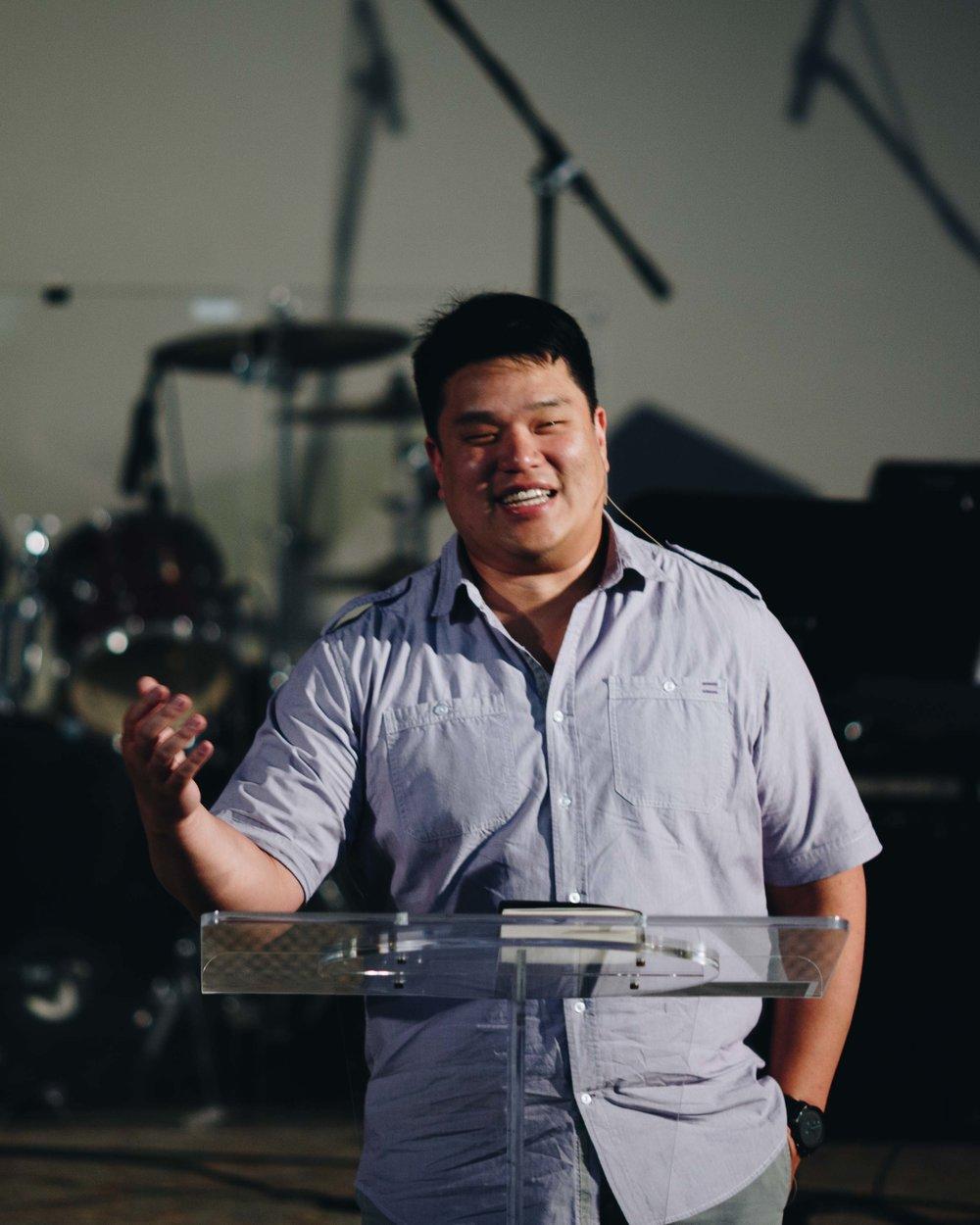 Guest Speaker Jason Wang