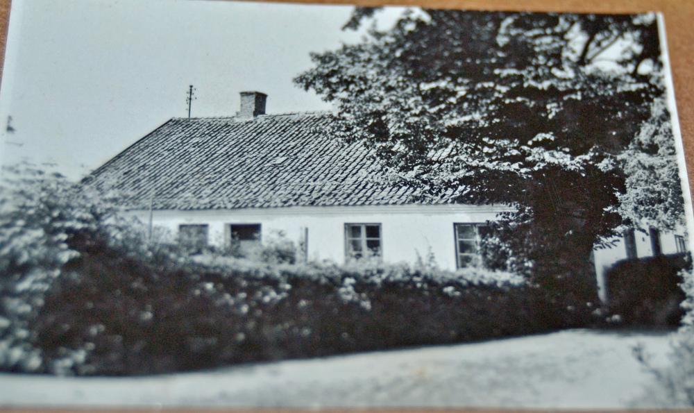 Inspektorsbostaden som Inger och Christer växte upp i...