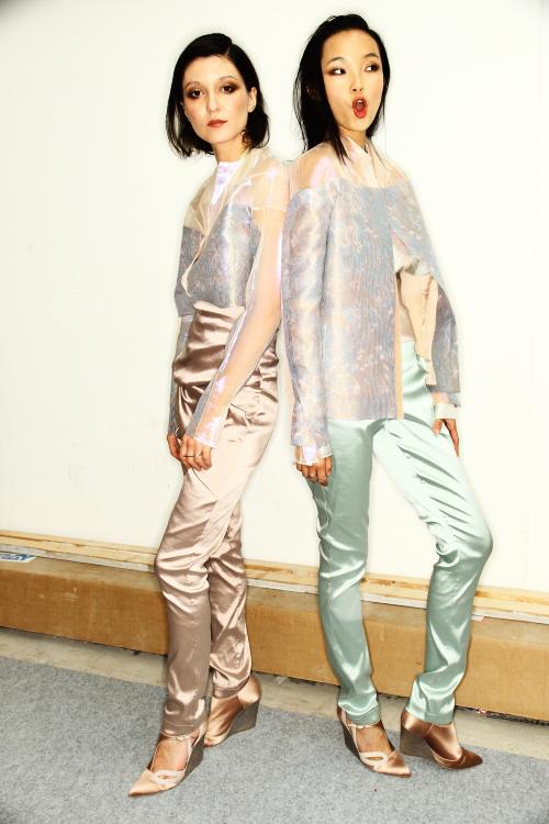 Copy of Irina Lazareanu &Xiao Wen Ju