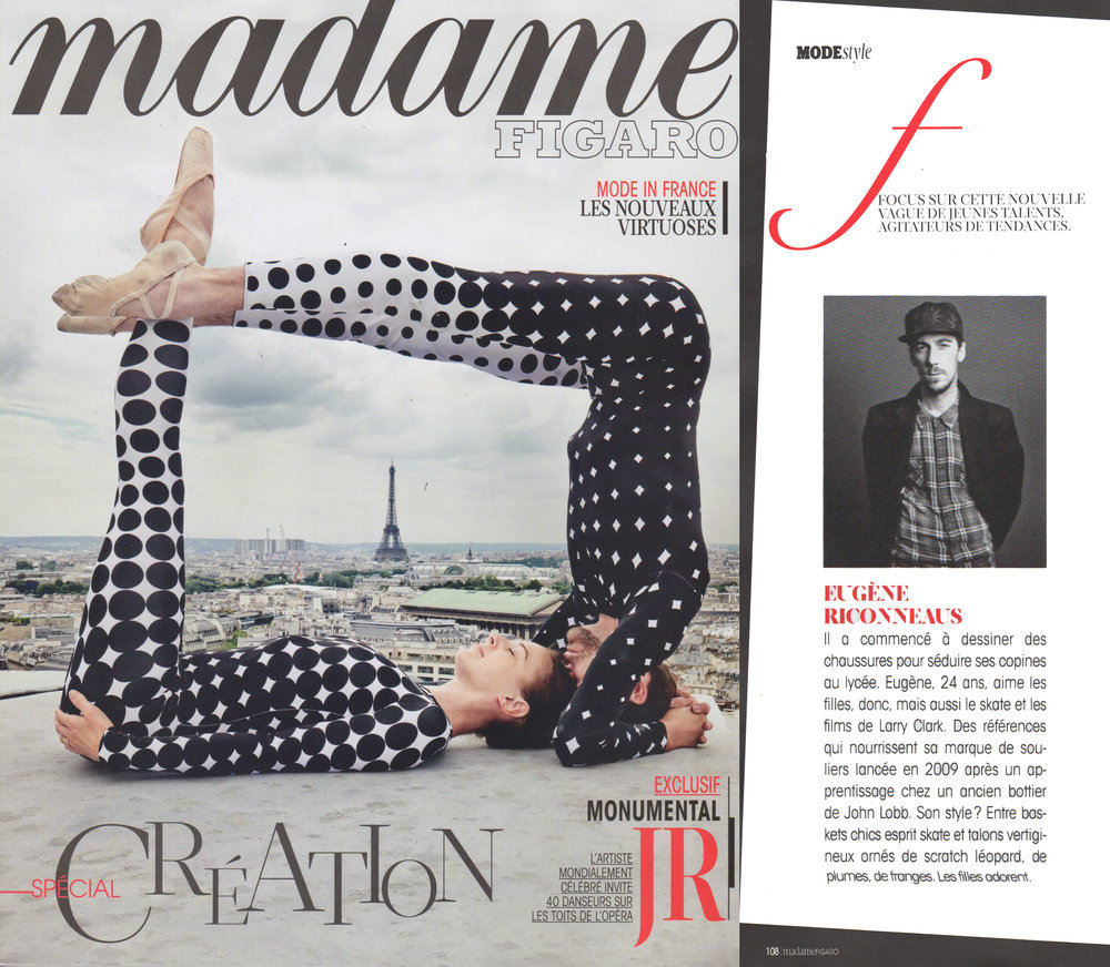 Copy of Madame Figaro
