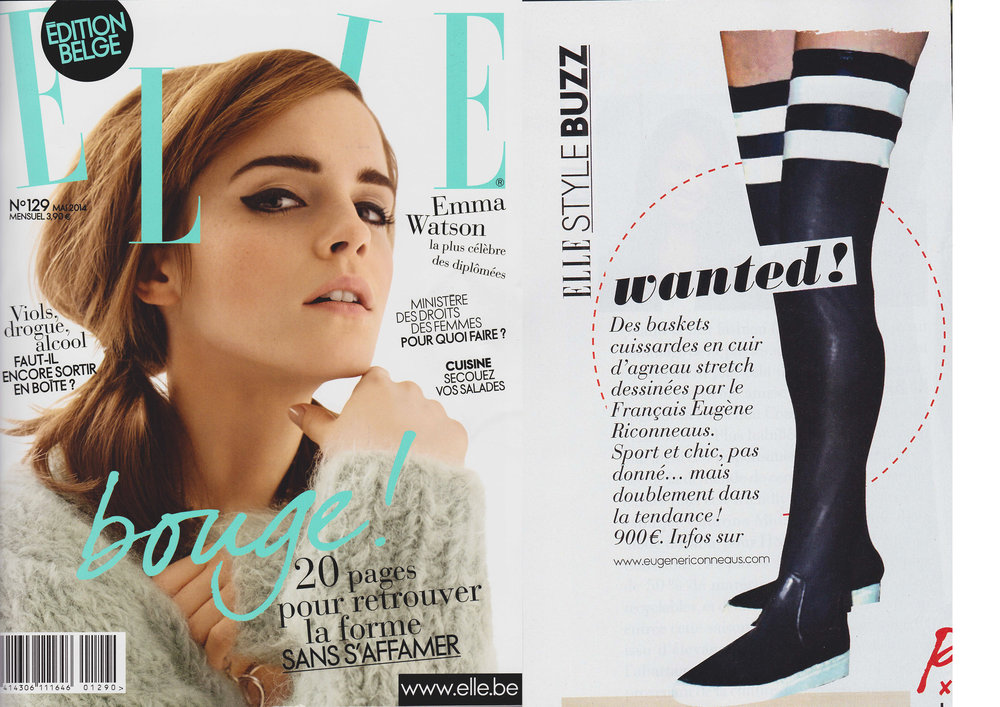 Copy of Elle Belgium