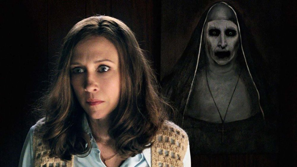 She's behind you! - The Conjuring 2 is out now