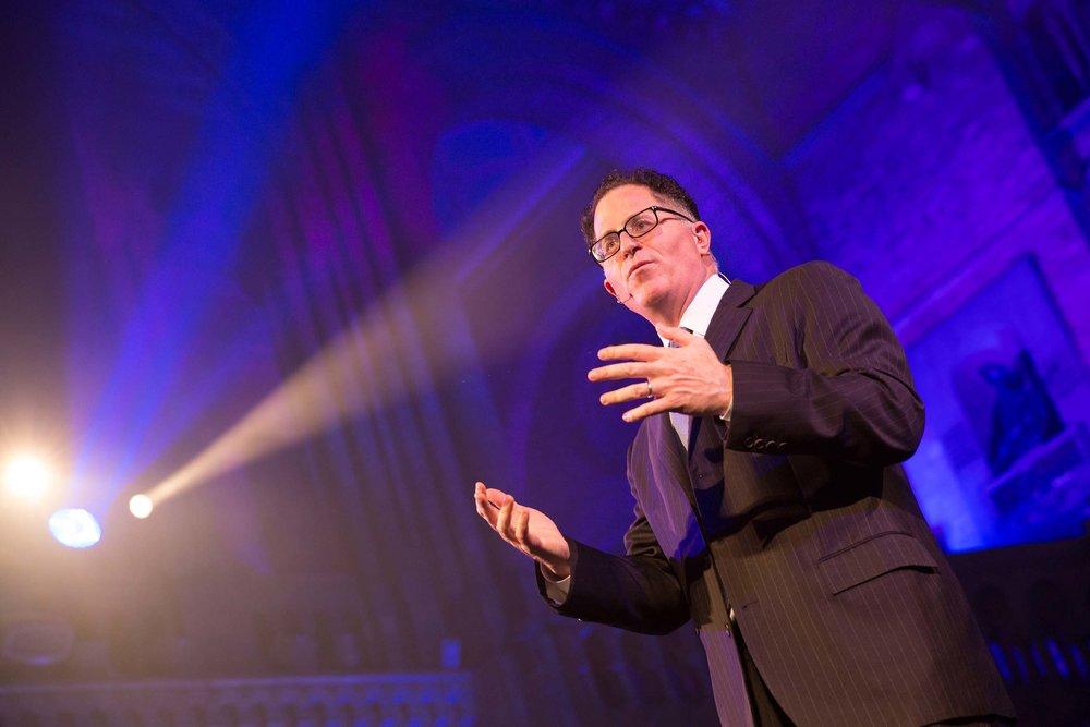 Feats of the Future:  Dell's Future Ready VIP Event