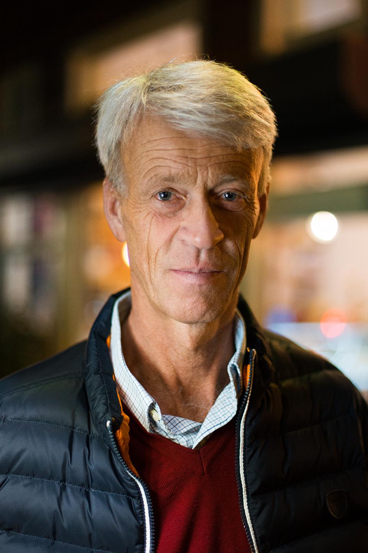 Bengt Wiedel, Amsterdam, 2014.10.19.