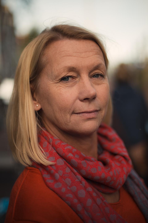 Mona-Lisa Dahlbom Wiedel, Amsterdam, 2014.10.20.