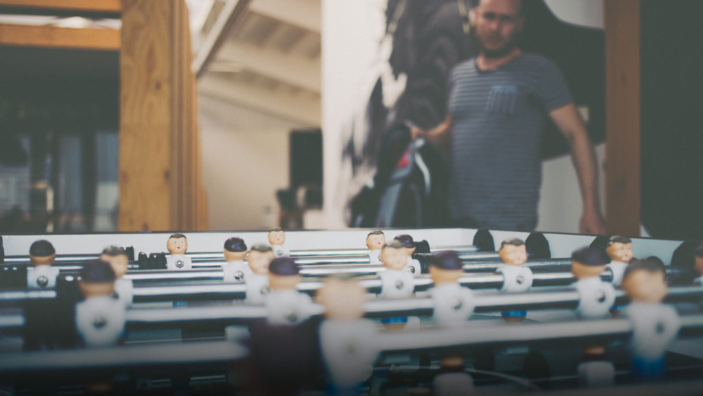 Foosball tournament coming up soon @ Onesize.