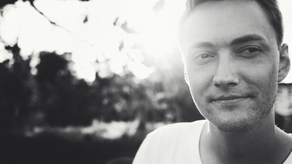 My friend Niklas Gunnarsson.