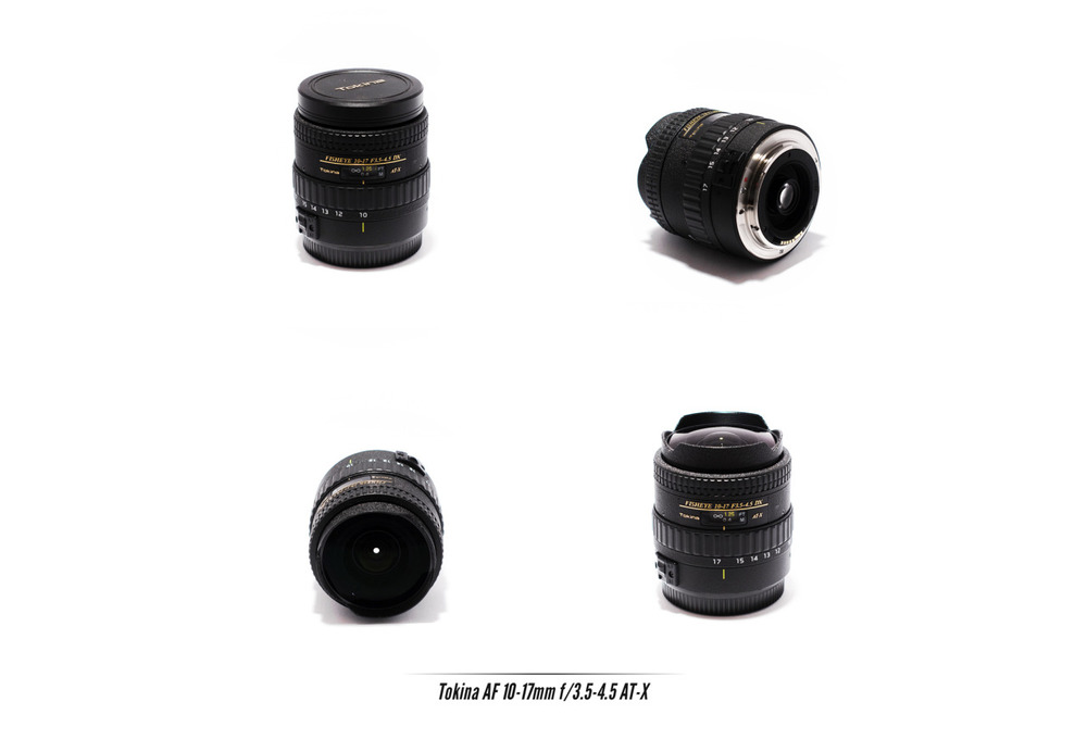 For sale,  Tokina 10-17mm F3.5-4.5