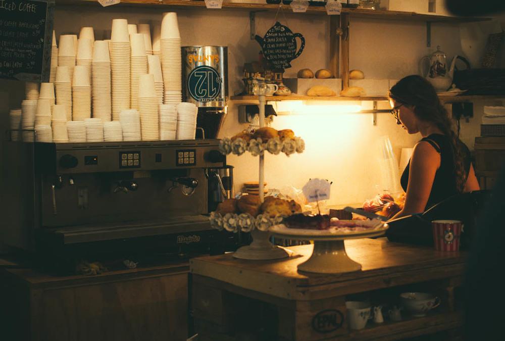 Found this Hipster cafe yesterday, De Laatste Kruimel.