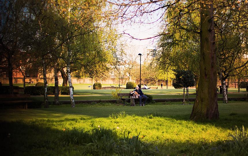 Haggerston Park