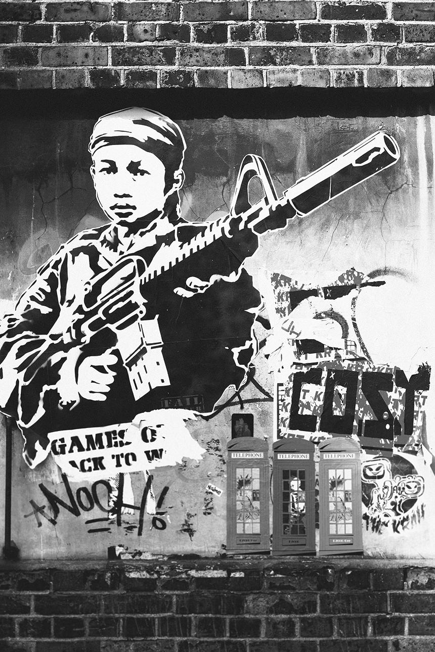 Street art in my hood