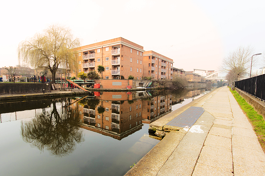 Another picture of the canal.Beautifulplace.