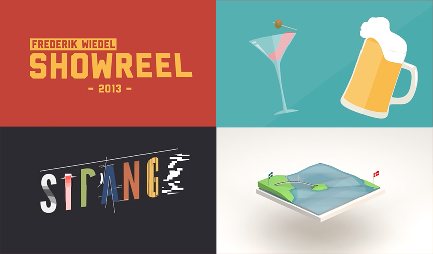 My Showreel is finally done! I will release it on monday morning on Vimeo.