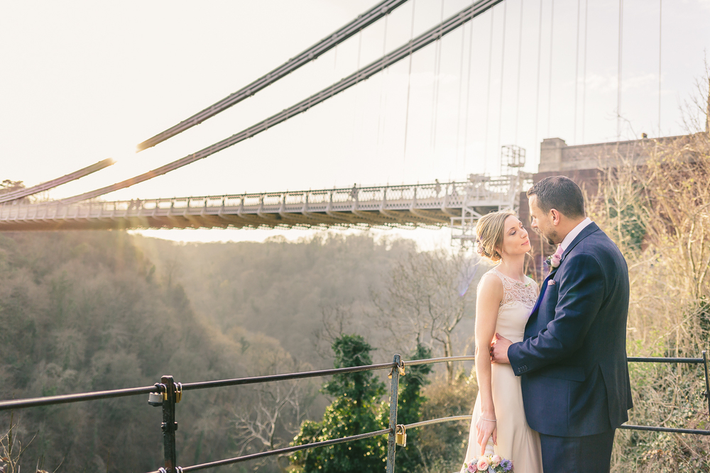WEB   Clifton Suspension Bridge  Bristol Wedding Photography-4.jpg
