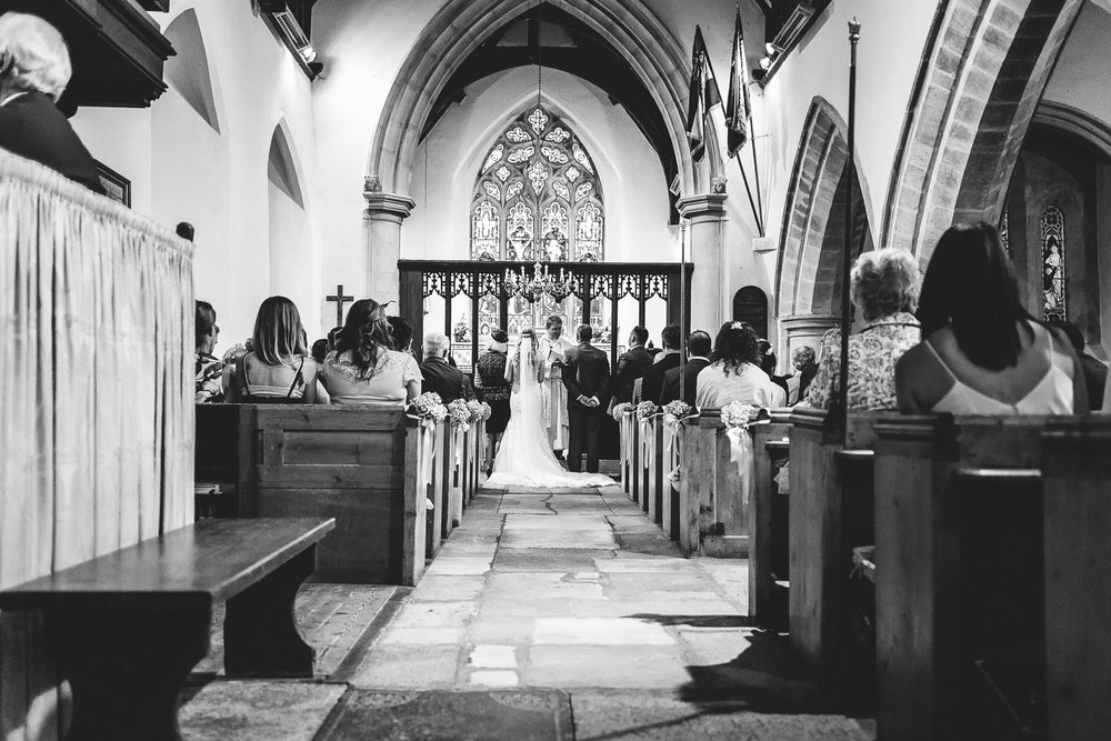 St Matthew Church, Coates | Wedding Photography-22.JPG