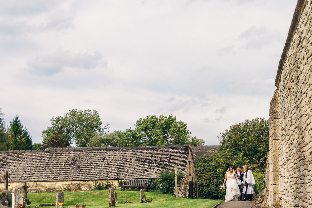 St Giles Church, Coberley   Wedding Photography-44.JPG