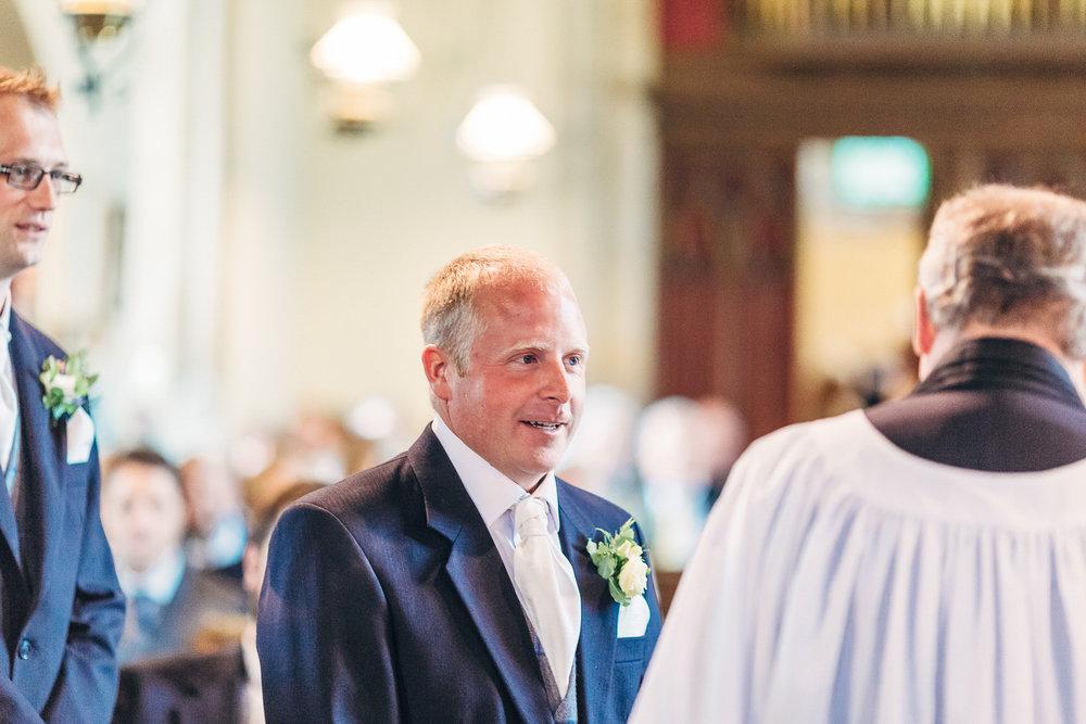 St Giles Church, Coberley   Wedding Photography-46.JPG