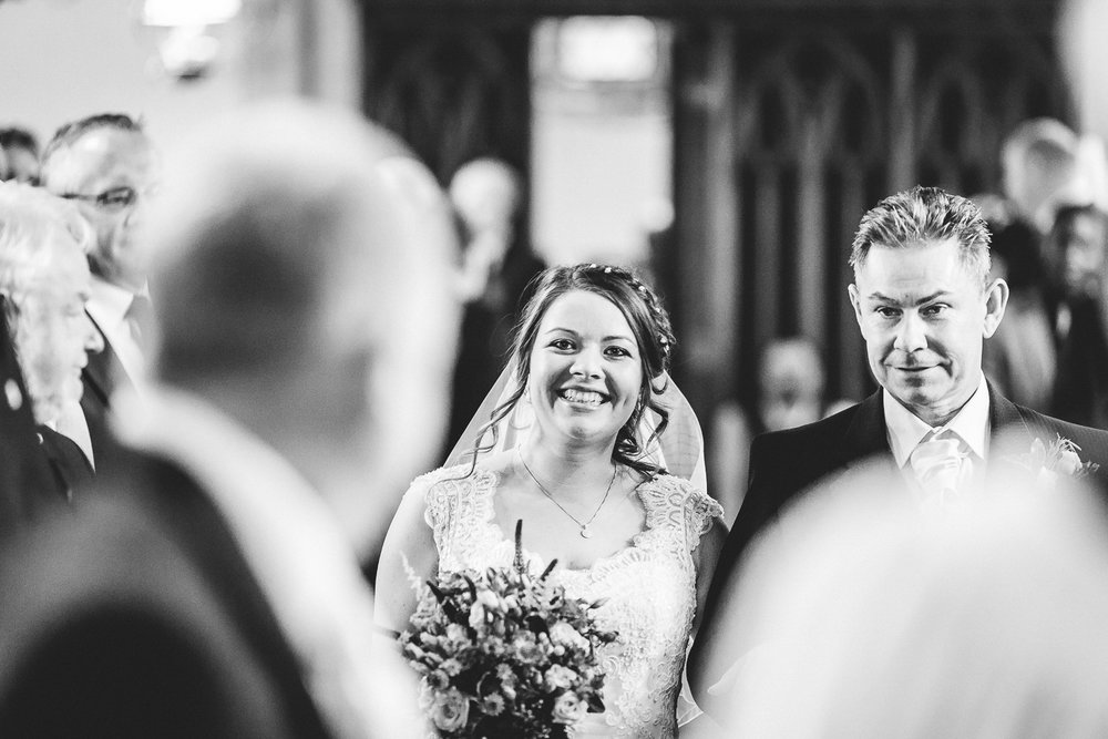 St Giles Church, Coberley | Wedding Photography-47.JPG