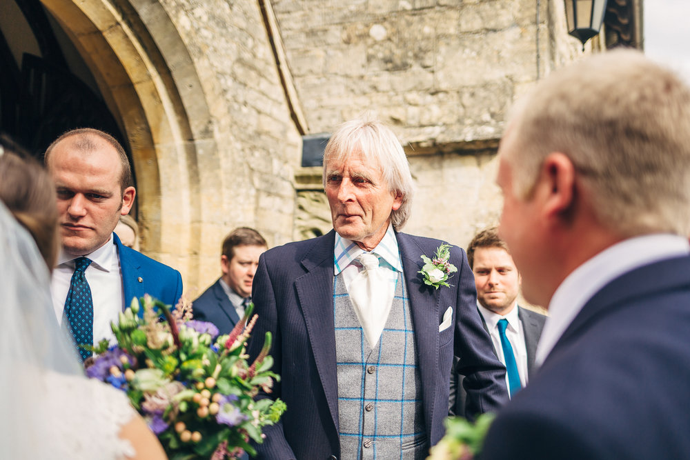 St Giles Church, Coberley   Wedding Photography-54.JPG