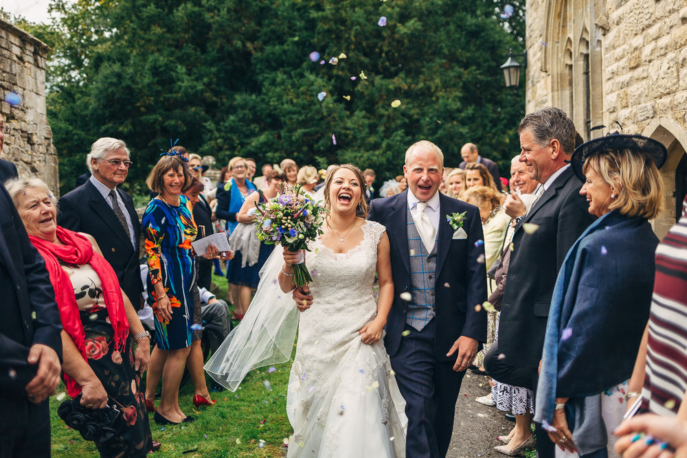 St Giles Church, Coberley   Wedding Photography-55.JPG