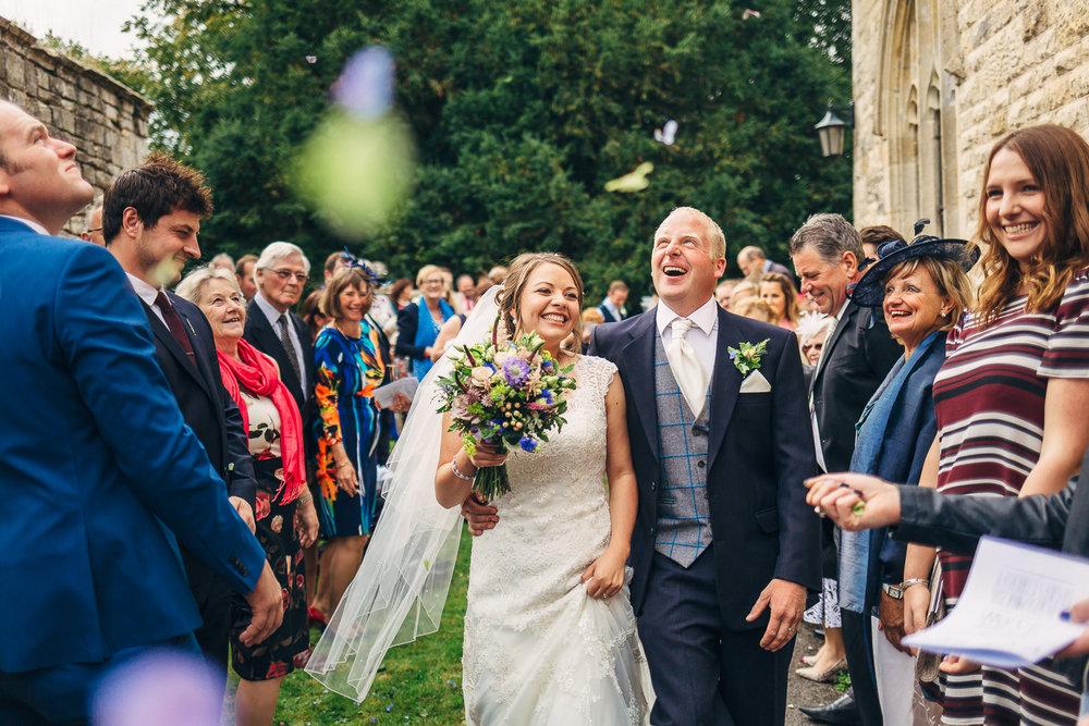 St Giles Church, Coberley   Wedding Photography-56.JPG