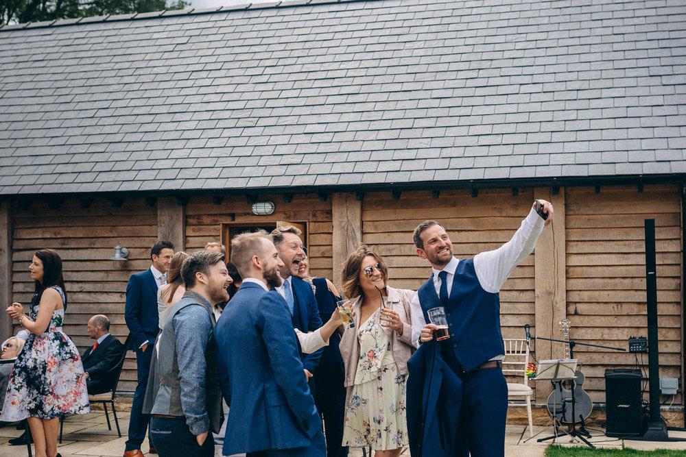 C&M | The Barn at Upcote Wedding Photography -160.JPG
