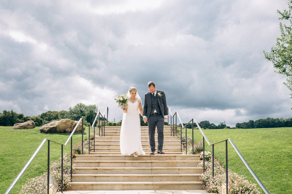 C&M | The Barn at Upcote Wedding Photography -261.JPG