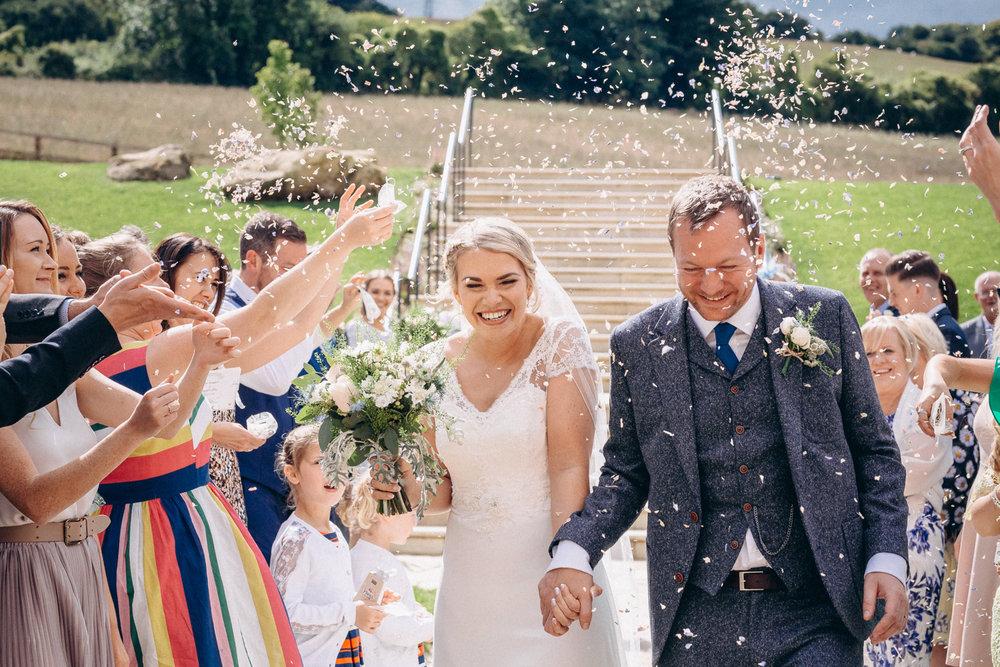 C&M | The Barn at Upcote Wedding Photography -270.JPG
