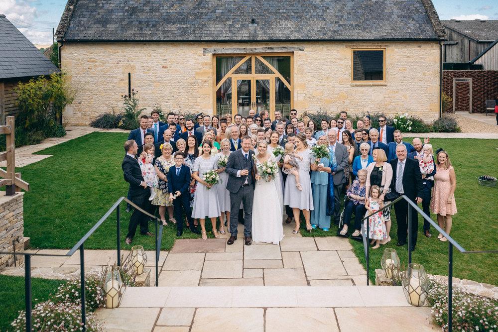 C&M | The Barn at Upcote Wedding Photography -275.JPG