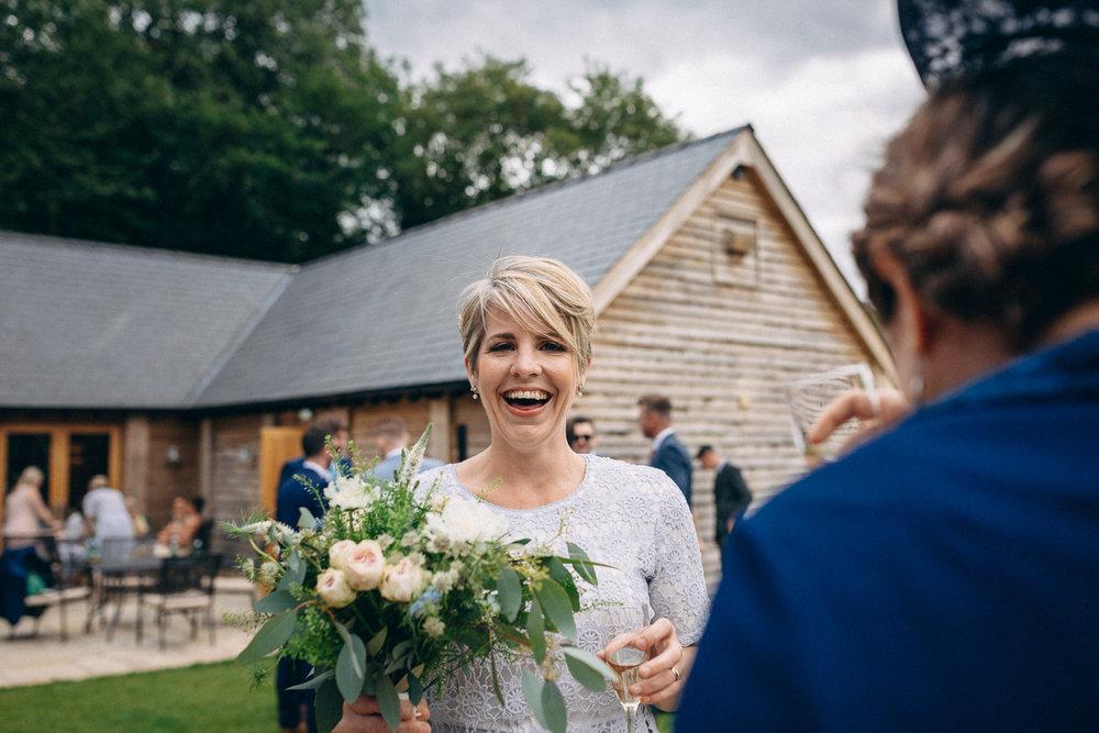 C&M | The Barn at Upcote Wedding Photography -300.JPG