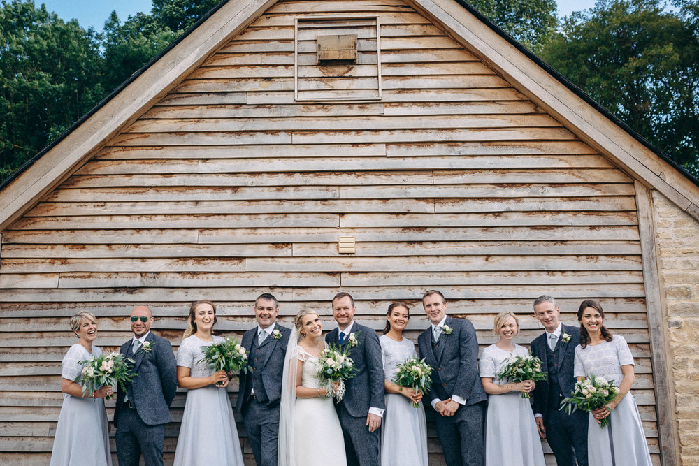 C&M | The Barn at Upcote Wedding Photography -354.JPG