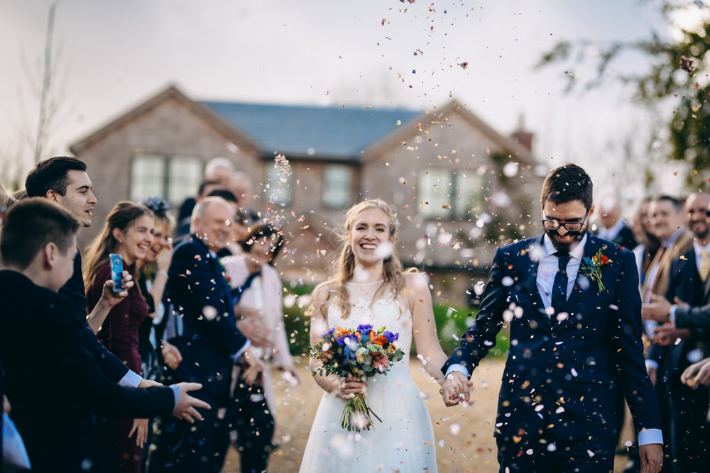 Three Daggers Microbrewery // Wiltshire Wedding Photography