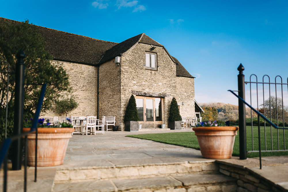 Kingscote Barn, Tetbury Wedding Photography-9.JPG