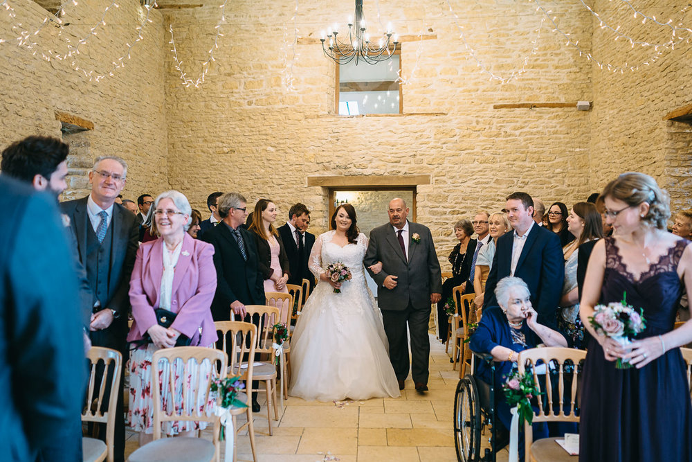 Kingscote Barn, Tetbury Wedding Photography-27.JPG