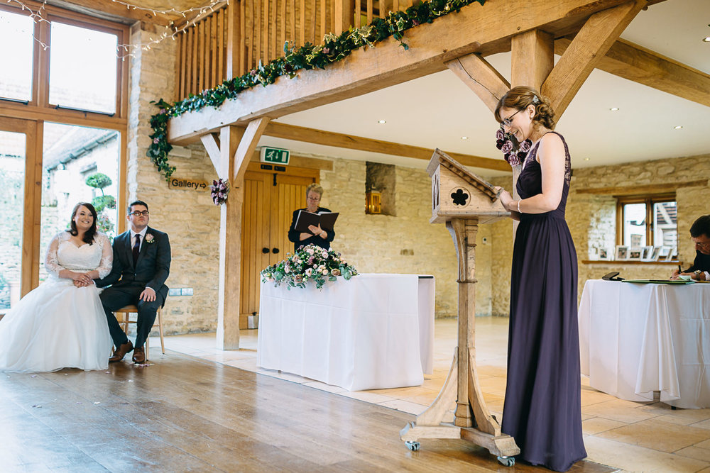 Kingscote Barn, Tetbury Wedding Photography-31.JPG