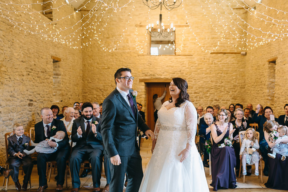 Kingscote Barn, Tetbury Wedding Photography-32.JPG