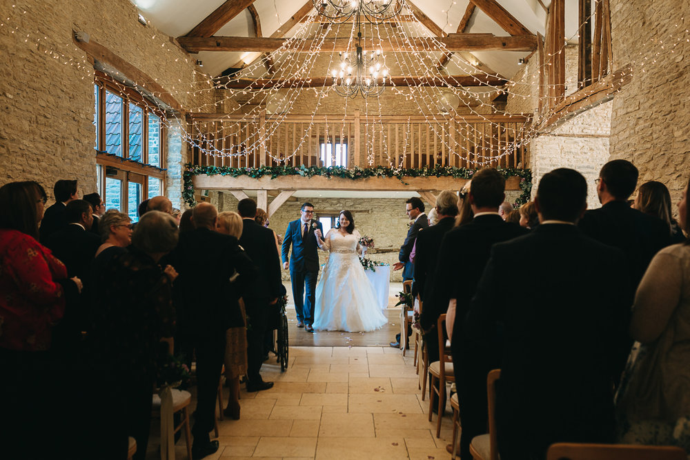Kingscote Barn, Tetbury Wedding Photography-35.JPG