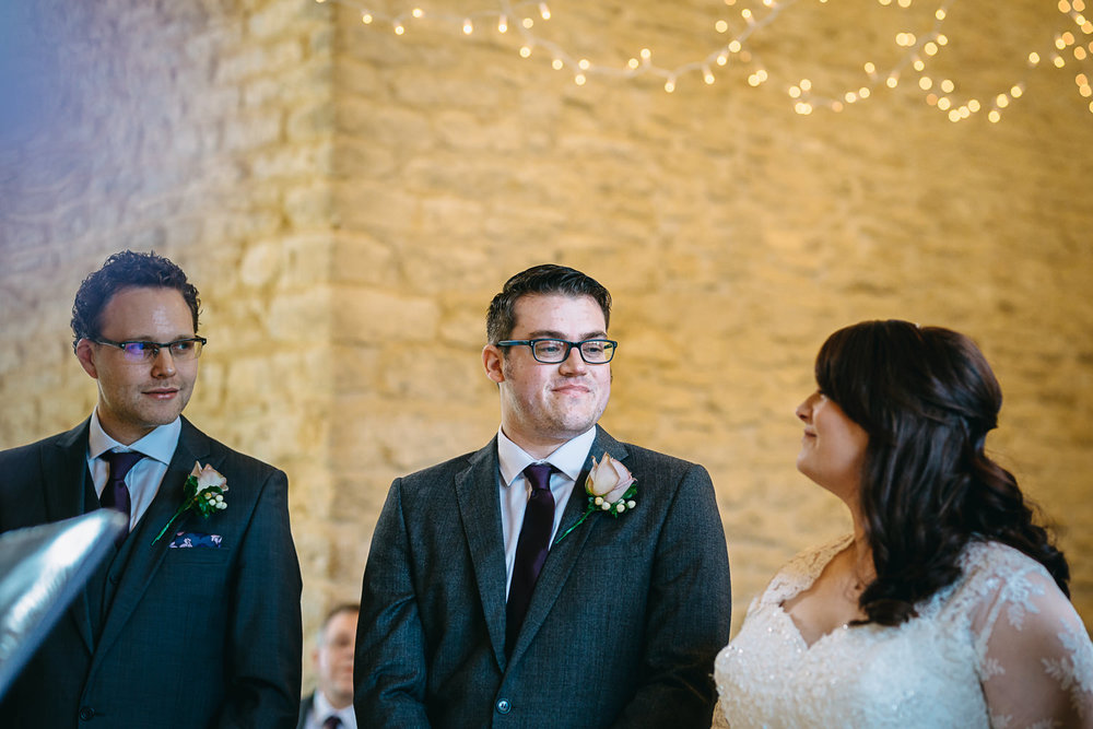 Kingscote Barn, Tetbury Wedding Photography-71.JPG