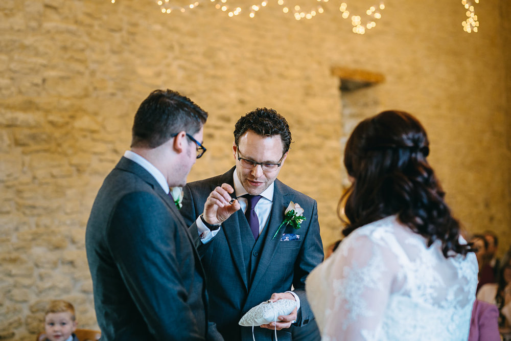Kingscote Barn, Tetbury Wedding Photography-76.JPG