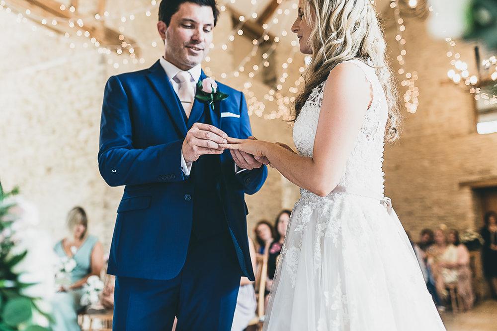 K&M | Kingscote Barn Wedding Photography-284.JPG