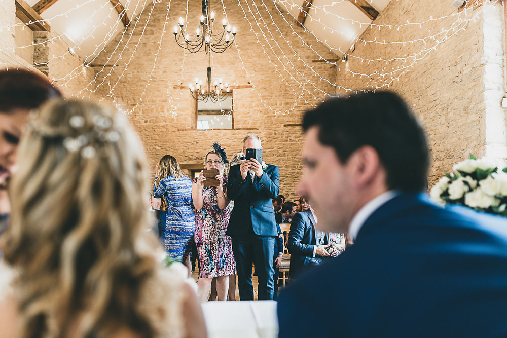 K&M | Kingscote Barn Wedding Photography-315.JPG