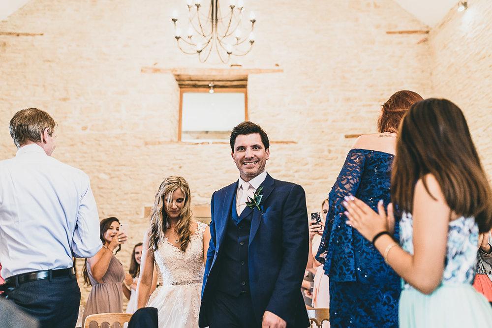 K&M | Kingscote Barn Wedding Photography-565.JPG