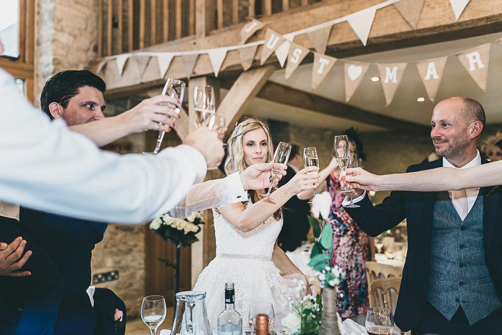 K&M | Kingscote Barn Wedding Photography-697.JPG