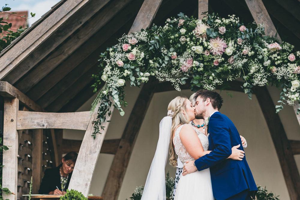 J&A | Kingscote Barn Wedding Photography-311.JPG