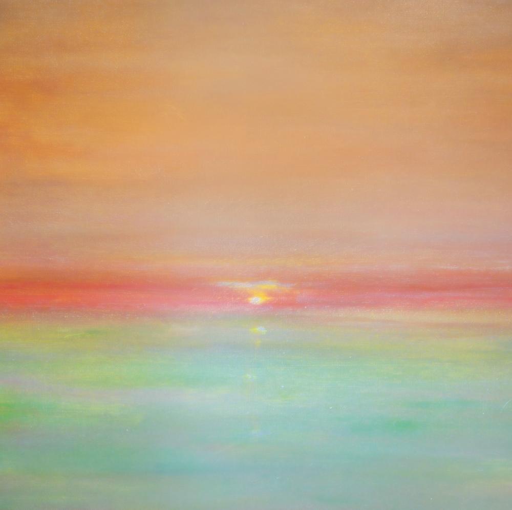 Solent Dusk - BUY NOW