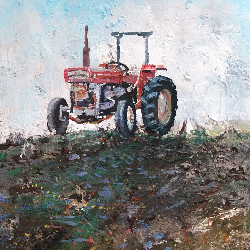 Island Tractor