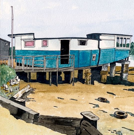 Bembridge House Boat -  BUY NOW