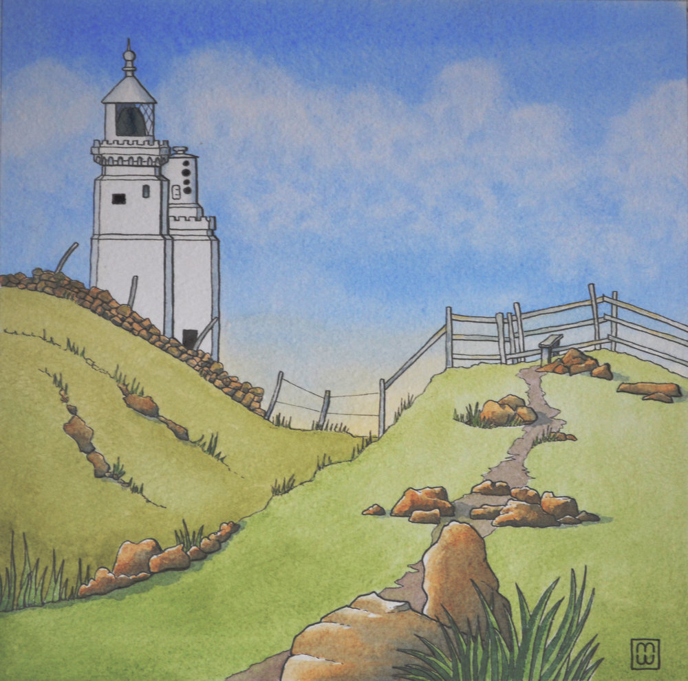 St. Catherines Lighthouse -  BUY NOW