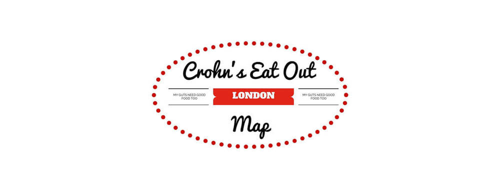 London Crohn's Map