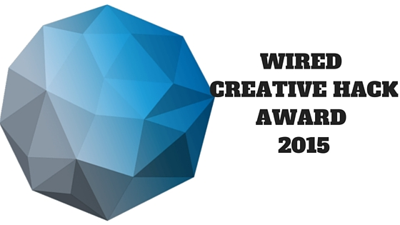 The #VisibleMe Campaign was awarded 'the best idea' award at WIRED, Japan 2015